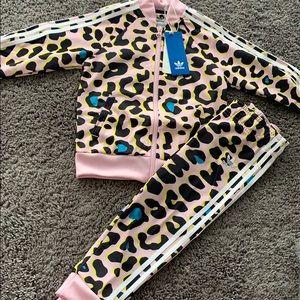 Adidas toddler set size 3t